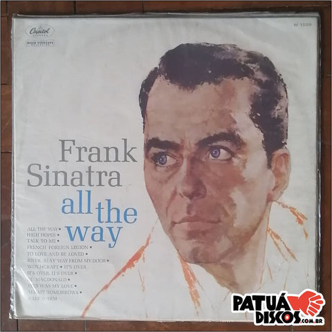 Frank Sinatra - All The Way - LP