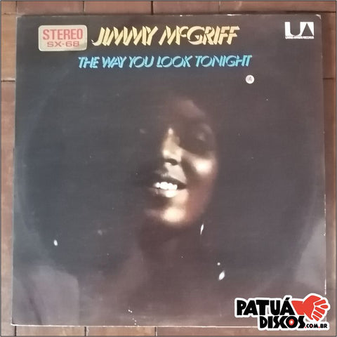 Jimmy McCriff - The Way You Look Tonight - LP