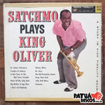 Louis Armstrong - Satchmo Plays King Oliver - LP