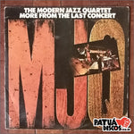 Modern Jazz Quartet - More From The Last Concert - LP