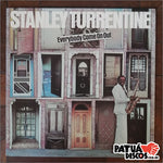 Stanley Turrentine - Everybody Come On Out - LP