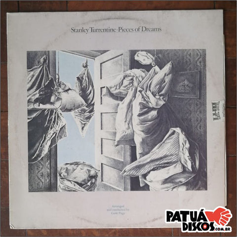 Stanley Turrentine - Pieces Of Dreams - LP