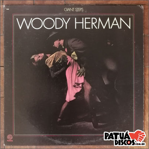 Woody Herman - Giant Steps - LP