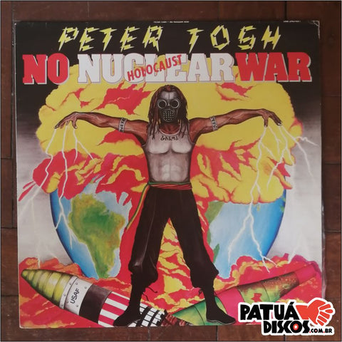 Peter Tosh - No Nuclear War - LP
