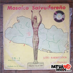 Lito Barrientos Y Su Orquestra - Mosaico Salvadoreño - LP