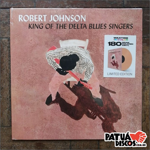 Robert Johnson - King Of The Delta Blues Singers - LP