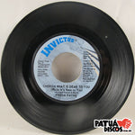 Freda Payne - Cherish What Is Dear To You (While It's Near To You) / The World Don't Owe You A Thing - 7""