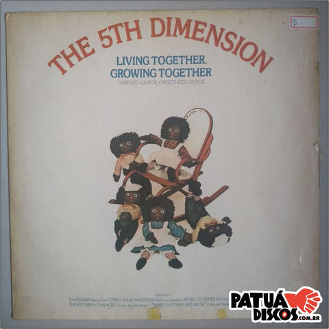 The 5th Dimension - Living Together, Growing Together - LP