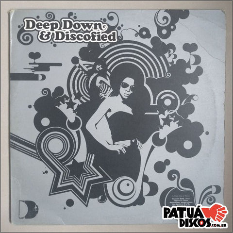 Varios Artistas - Deep Down & Discofied - LP