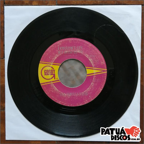 The Temptations - I Could Never Love Another (After Loving You) - 7""
