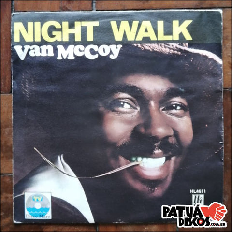 Van McCoy - Night Walk - 7""