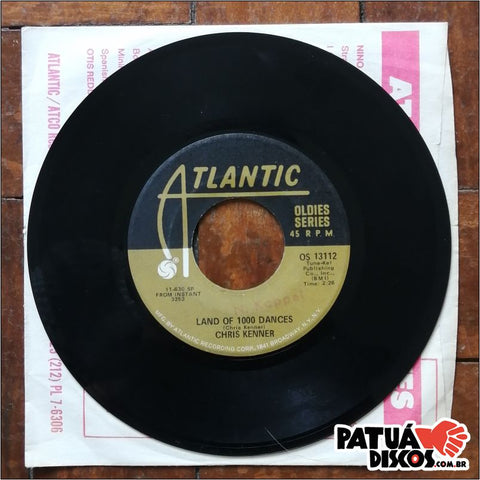 Chris Kenner / The Falcons & Band (Ohio Untouchables) - Land Of 1000 Dances / I Found A Love - 7""