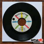 Jimmie Rodgers - Secretly / Make Me A Miracle - 7""