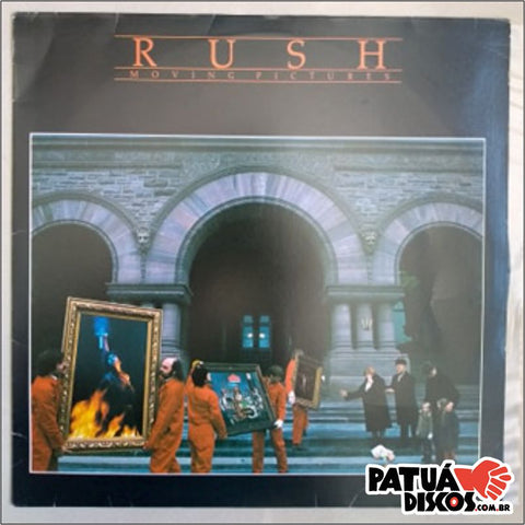 Rush - Moving Pictures - LP