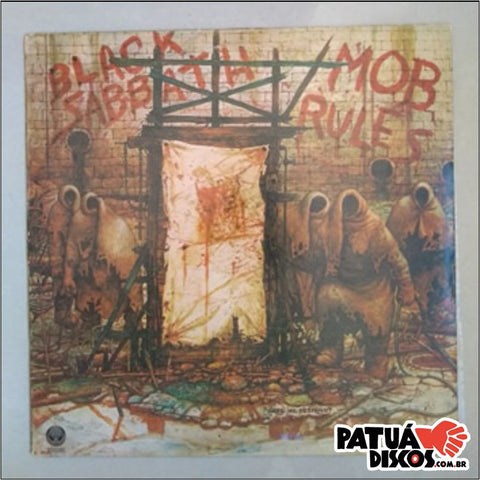 Black Sabbath - Mob Rules - LP