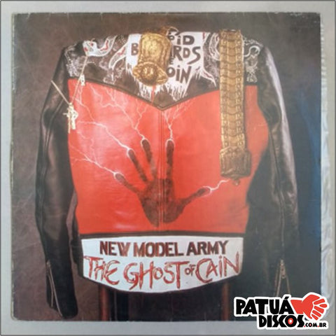 New Model Army - The Ghost Of Cain - LP