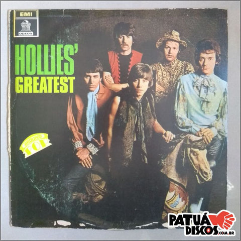 The Hollies - Hollies'Greatest - LP