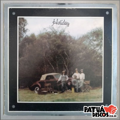 America - Holiday - LP