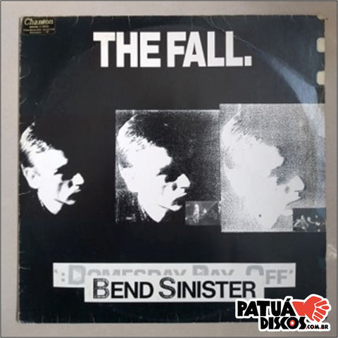 The Fall - Bend Sinister - LP