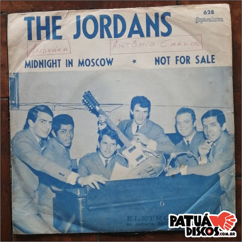 The Jordans - Not For Sale / Midnight In Moscow - 7''