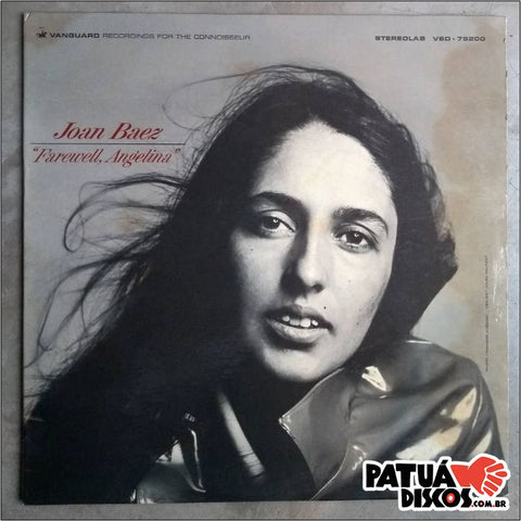 Joan Baez - Farewell, Angelina - LP