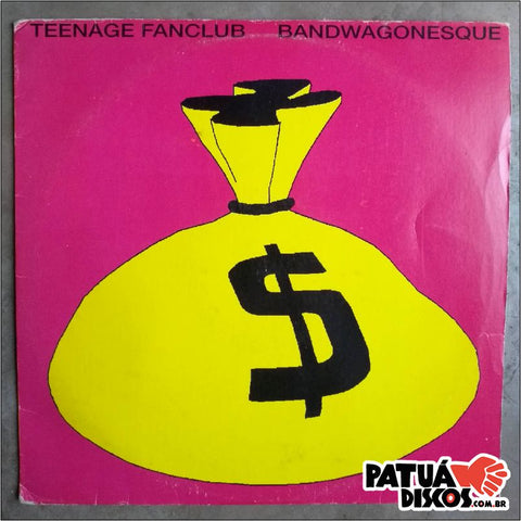 Teenage Fanclub - Bandwagonesque - LP