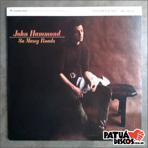 John Hammond - So Many Roads - LP