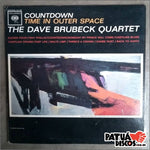 The Dave Brubeck Quartet - Countdown Time In Outer Space - LP
