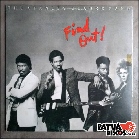 The Stanley Clarke Band - Find Out - LP