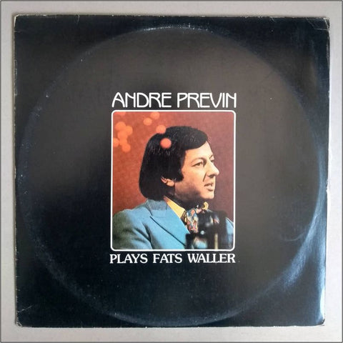 Andre Previn - Plays Fats Waller - LP