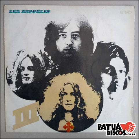 Led Zeppelin - Led Zeppelin III - LP