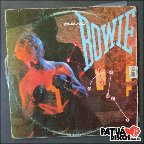 David Bowie - Let's Dance - LP