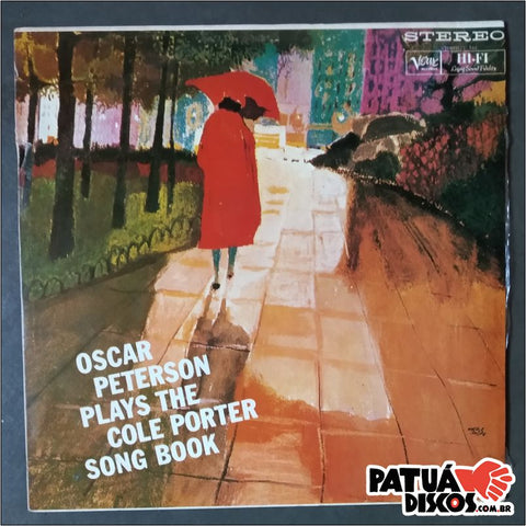 Oscar Peterson - Oscar Peterson Plays The Cole Porter Soong Book