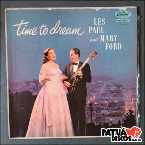 Les Paul and Mary Ford - Time To Dream