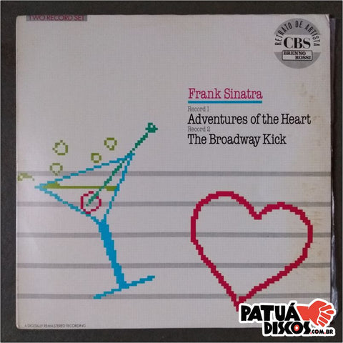 Frank Sinatra - Adventures Of The Heart/The Broadway Kick