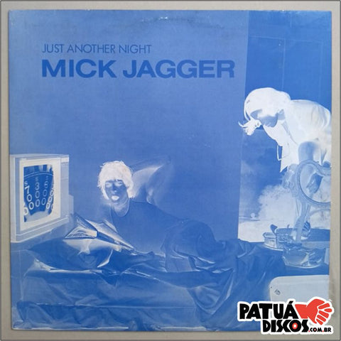 Mick Jagger - Just Another Night - LP