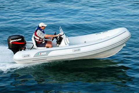 <b>Alumina</b><br>  Lightweight Console Boats <br> 9.5ft to 18ft