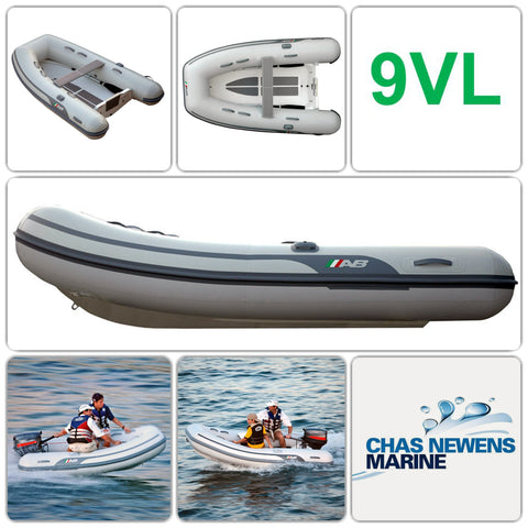 AB Inflatables Ventus 9 VL 9ft RIB Packages - Please Select a Package