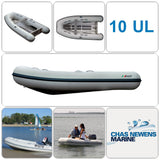 AB Inflatables Lammina 10 UL 10ft Aluminium RIB Tender