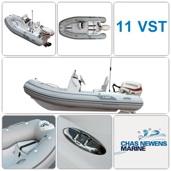 AB Inflatables Oceanus 11 VST 11ft RIB Packages - Please Select a Package