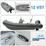 AB Inflatables Oceanus 12 VST 12ft RIB Packages - Please Select a Package