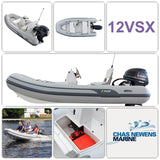 AB Inflatables Mares 12 VSX 12ft RIB Tender