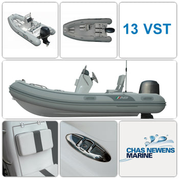 AB Inflatables Oceanus 13 VST 13ft RIB Packages - Please Select a Package