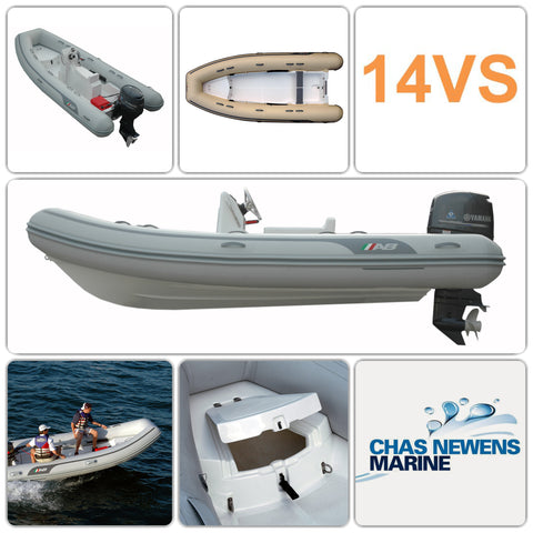 AB Inflatables Navigo 14 VS 14ft RIB Packages - Please Select a Package