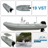 AB Inflatables Oceanus 19 VST 19ft RIB Packages - Please Select a Package