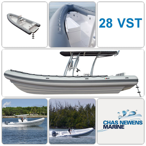 AB Inflatables Oceanus 28 VST 28ft RIB Packages - Please Select a Package