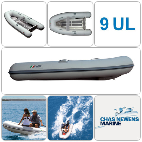 AB Inflatables Lammina 9 UL 9 ft Aluminium RIB Tender