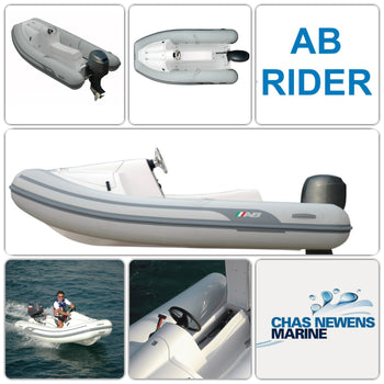 AB Rider - 10ft Sports RIB Tender with Jockey Style Console