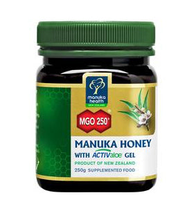 MGO™ 250+ Manuka Honey & ACTIValoe® Gel