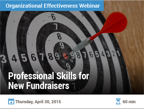 Professional Skills for New Fundraisers